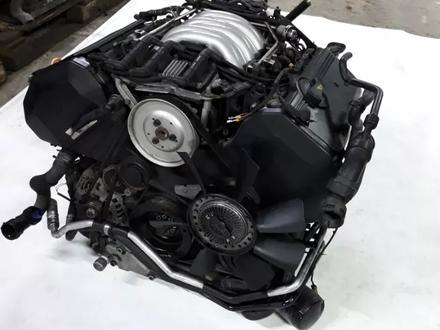 Двигатель Audi ACK 2.8 V6 30-клапанный за 350 000 тг. в Нур-Султан (Астана) – фото 3