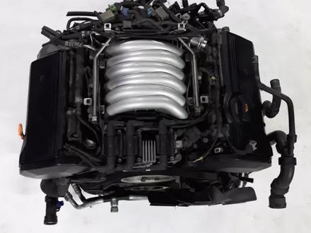 Двигатель Audi ACK 2.8 V6 30-клапанный за 350 000 тг. в Нур-Султан (Астана) – фото 2