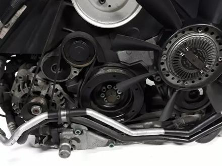 Двигатель Audi ACK 2.8 V6 30-клапанный за 350 000 тг. в Нур-Султан (Астана) – фото 6