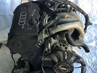 Контрактный двигатель Audi 80 (b4) 1.8 ADR Из Швейцарии! С… за 160 220 тг. в Нур-Султан (Астана)