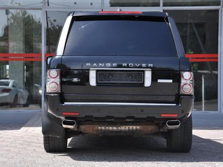 Land Rover Range Rover 2008 года за 6 800 000 тг. в Шымкент – фото 4