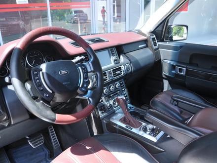 Land Rover Range Rover 2008 года за 6 800 000 тг. в Шымкент – фото 5