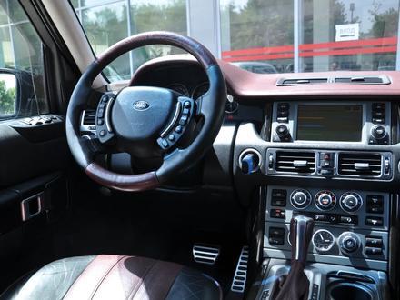 Land Rover Range Rover 2008 года за 6 800 000 тг. в Шымкент – фото 7