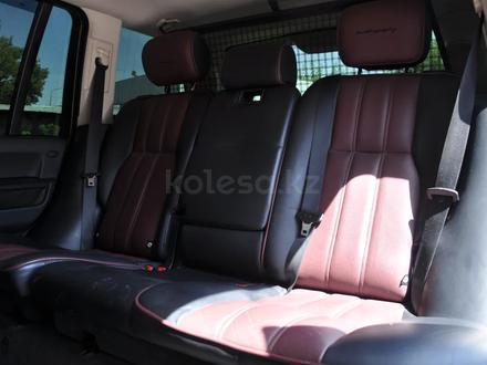 Land Rover Range Rover 2008 года за 6 800 000 тг. в Шымкент – фото 8