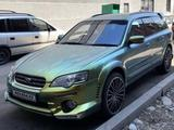 Subaru Outback 2004 года за 4 400 000 тг. в Алматы – фото 3