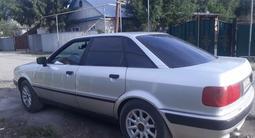 Audi 80 1990 года за 1 300 000 тг. в Талдыкорган