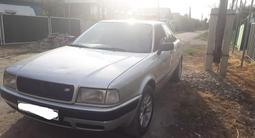 Audi 80 1990 года за 1 300 000 тг. в Талдыкорган – фото 5