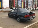 ВАЗ (Lada) 2115 (седан) 2007 года за 930 000 тг. в Уральск – фото 5