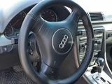 Audi A4 2002 года за 2 200 000 тг. в Алматы – фото 3