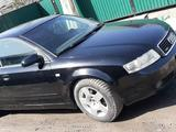 Audi A4 2002 года за 2 200 000 тг. в Алматы – фото 4
