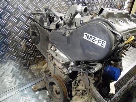 Двигатель Toyota 1MZ-FE 3.0 л мотор тойота 1mz fe ДВС за 419 000 тг. в Алматы – фото 3