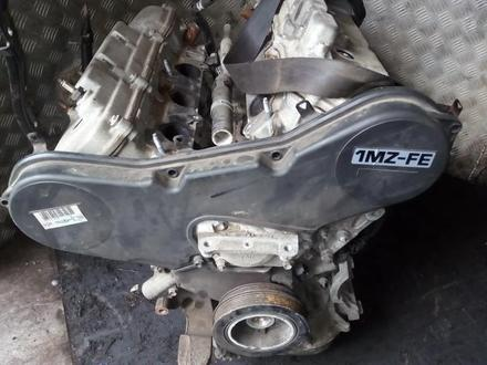 Двигатель Toyota 1MZ-FE 3.0 л мотор тойота 1mz fe ДВС за 419 000 тг. в Алматы