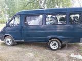 ГАЗ ГАЗель 2001 года за 1 300 000 тг. в Петропавловск