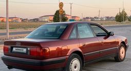 Audi 100 1992 года за 2 150 000 тг. в Шымкент – фото 4