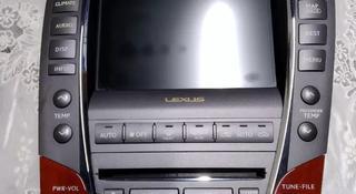 Монитор (дисплей), головное устройство на Lexus Es 350 за 1 234 тг. в Алматы