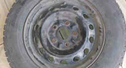 Зимние шины 185 70 14 за 75 000 тг. в Алматы – фото 3
