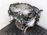 Двигатель Nissan Infinity 3, 5Л VQ35de за 78 200 тг. в Алматы