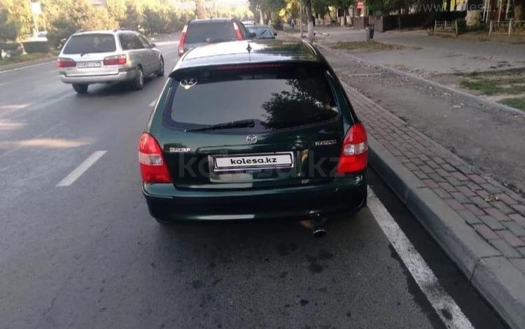 Mazda 323 2001 года за 3 200 000 тг. в Шымкент