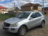 Mercedes-Benz ML 350 2005 года за 3 450 000 тг. в Нур-Султан (Астана) – фото 2