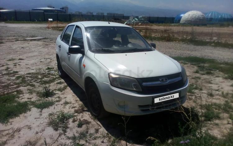 ВАЗ (Lada) 2190 (седан) 2013 года за 1 680 000 тг. в Алматы