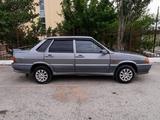 ВАЗ (Lada) 2115 (седан) 2007 года за 980 000 тг. в Кызылорда – фото 4