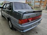 ВАЗ (Lada) 2115 (седан) 2007 года за 980 000 тг. в Кызылорда – фото 5