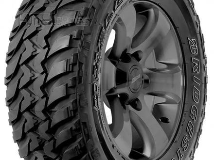 Bridgestone 285/75r16 112q Dueler d674 M/T Индонейзия за 111 тг. в Алматы