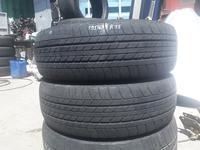 Резина 2 колеса 195/65 r15 Bridgestone из Японии за 17 000 тг. в Алматы