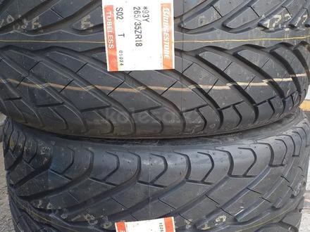 245/40r18/265/35r18 Bridgestone S-02 за 160 000 тг. в Алматы – фото 3