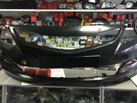 Бампер передний Hyundai Accent за 12 500 тг. в Костанай