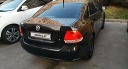 Volkswagen Polo 2015 года за 3 700 000 тг. в Алматы – фото 4