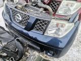 Ноускат мини морда передняя часть кузова ниссан за 300 000 тг. в Алматы