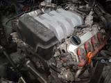 Двигатель на Audi Q7 за 1 500 000 тг. в Алматы – фото 2