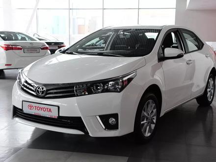 Toyota Corolla 2015 года за 5 450 000 тг. в Семей – фото 9