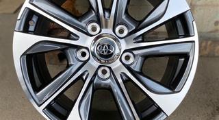 Новые фирменные диски Р20 Toyota LC200 Launge за 235 000 тг. в Алматы