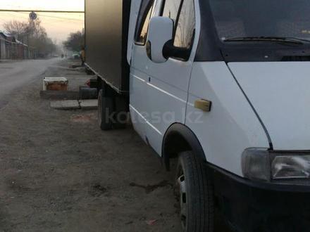 ГАЗ ГАЗель 1999 года за 3 500 000 тг. в Талгар – фото 6
