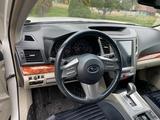 Subaru Outback 2010 года за 7 000 000 тг. в Алматы – фото 3