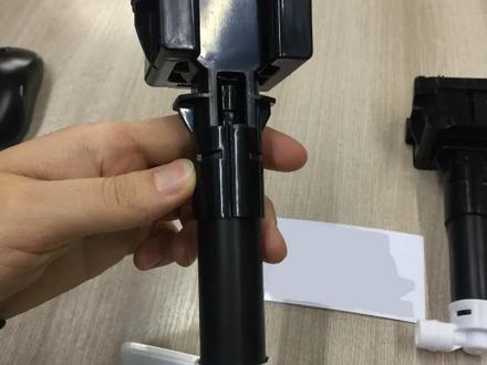 Крышка, заглушка омывателя фар Lexus ES250 за 111 тг. в Алматы – фото 5