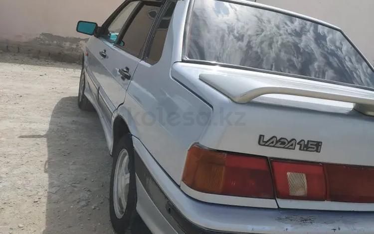 ВАЗ (Lada) 2115 (седан) 2004 года за 550 000 тг. в Актау