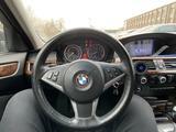 BMW 530 2008 года за 6 500 000 тг. в Алматы – фото 5