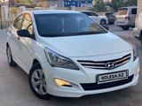 Hyundai Accent 2015 года за 4 500 000 тг. в Кызылорда – фото 2