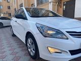 Hyundai Accent 2015 года за 4 500 000 тг. в Кызылорда – фото 4