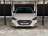 Hyundai Elantra 2018 года за 7 900 000 тг. в Караганда – фото 4