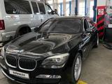 BMW 750 2011 года за 7 300 400 тг. в Алматы