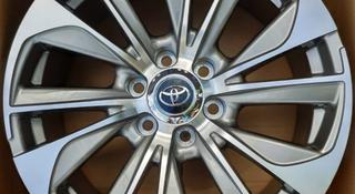 Диск новые фирменные авто диски для внедорожников R20 за 380 000 тг. в Алматы