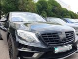 Mercedes-Benz S 63 AMG 2014 года за 35 999 999 тг. в Алматы – фото 2