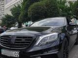 Mercedes-Benz S 63 AMG 2014 года за 35 999 999 тг. в Алматы – фото 3