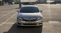 Honda Civic 2012 года за 4 600 000 тг. в Алматы