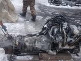 Двигатель на митсубиси паджеро 2.6G74 GDI. Объём 3.5 за 650 000 тг. в Алматы – фото 3