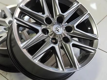Диски высококачественные Toyota Land Cruiser Prado 150 за 145 000 тг. в Алматы – фото 4